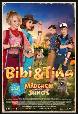 Film Wolf und Bibi und Tina