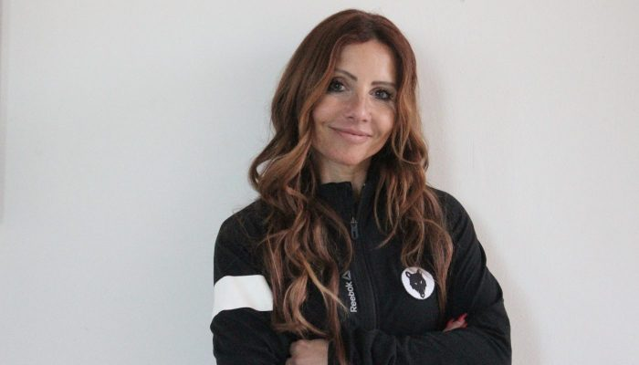Daniela Film Wolf Tiertrainerin