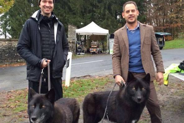 Schwarze Wölfe Bleibtreu